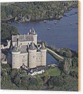 Suscinio Castle, Sarzeau Wood Print
