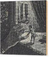 Swift, Jonathan 1667-1745. Irish Wood Print