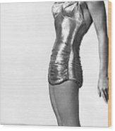 Swimming Star Esther Williams Wood Print