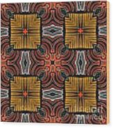 Symmetrica 319 Wood Print