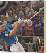 T-Mobile Home Run Derby Wood Print