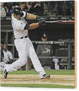 Tampa Bay Rays V Chicago White Sox Wood Print