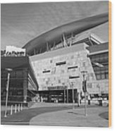 Target Field - Minnesota Twins Wood Print