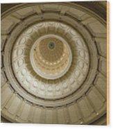 Texas State Capitol, Austin Texas - Wood Print
