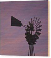 Texas Sunrise II Wood Print