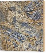 Texture Of Marble Background Closeup  Wood Print