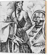 Thaddeus Kosciusko Wood Print