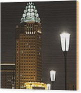 The Bund, Shanghai Wood Print by John Shaw