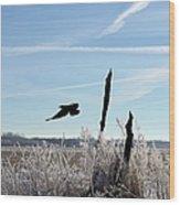 The Crow Wood Print