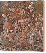 The Fairy Feller's Master Stroke Wood Print