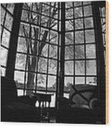 The Gardner Room Wood Print