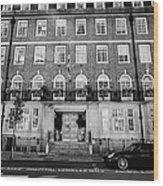 the harley street clinic private hospital London England UK Wood Print