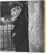 The Late George Apley, Ronald Colman Wood Print
