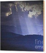 The Light Wood Print