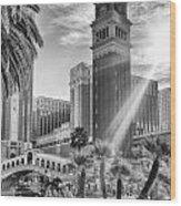 The Venetian Resort Hotel Casino Wood Print