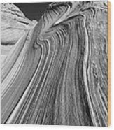 The Wave In The North Coyote Buttes Wood Print