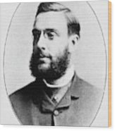 Thomas Augustus Watson (1854-1934) Wood Print