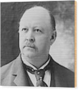 Thomas Brackett Reed (1839-1902) Wood Print