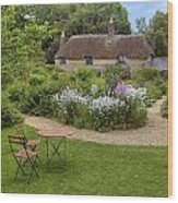 Thomas Hardy's Cottage Wood Print