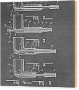 Tobacco Pipe Patent Wood Print