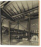 Track 3  Wood Print