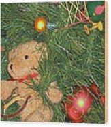 Tree Of Toys Wood Print