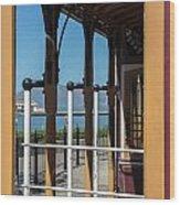 Trolley 28 Wood Print