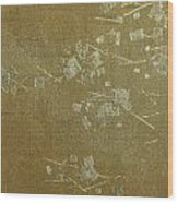 Tsuru No Mai Wood Print