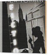 New Yorker June 10th, 2013 Wood Print