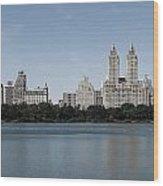Upper East Side Wood Print