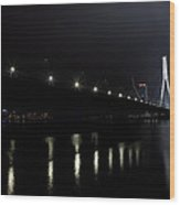 Vansu Bridge Wood Print