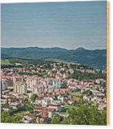 Velika Kladusa Bosnia Wood Print