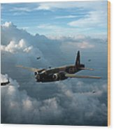 Vickers Wellingtons With 16 Otu Wood Print