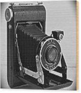 Vintage Kodak Wood Print