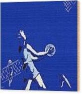 Vintage Poster - Wpa - Athletics 2 Wood Print