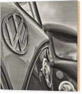 VW Wood Print