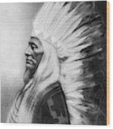 Washakie (1804-1900) Wood Print