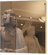 Washington Dc - Us Capitol - 01132 Wood Print
