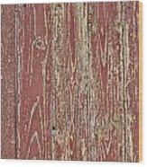 Weathered And Worn Wood Print