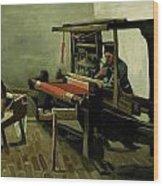 Weaver Wood Print
