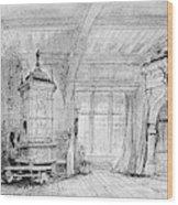 Weber Der Freischutz, 1821 Wood Print