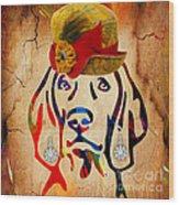 Weimaraner Collection Wood Print