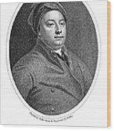 William Cheselden Wood Print