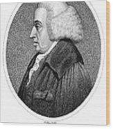 William Cullen (1710-1790) Wood Print