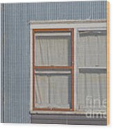 Windows Wood Print by Jim Wright