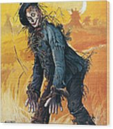 Wizard Of Oz, 1903 Wood Print