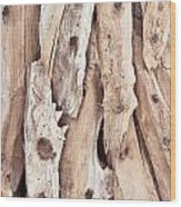 Wood Abstract Wood Print