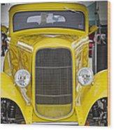 Yellow Submarine Two Wood Print