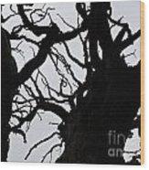 Yggdrasil Wood Print