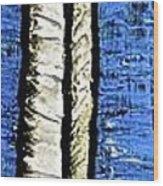 10-001 Wood Print